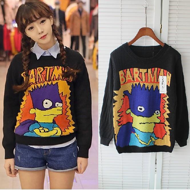 Bartman pullover